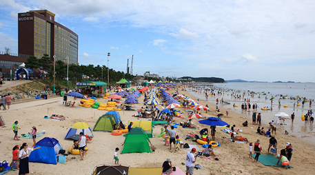 Daecheon Beach [photo]
