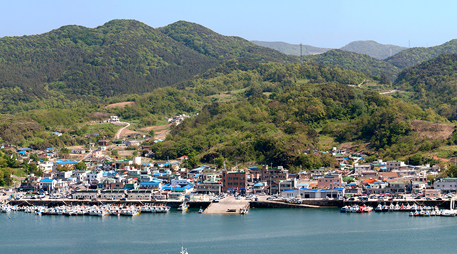 Ocheon Port [photo]